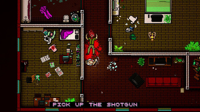 Hotline Miami 2: Collector's Edition Screenshot 1