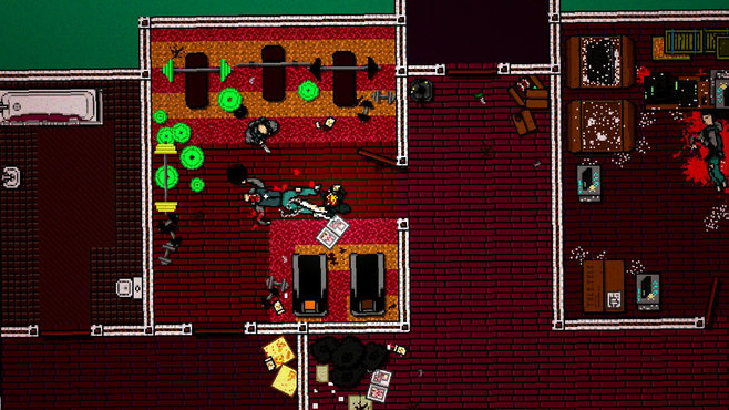 Hotline Miami 2: Collector's Edition Screenshot 3
