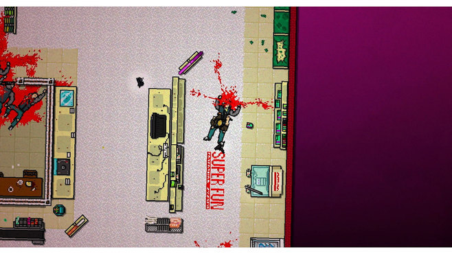 Hotline Miami 2: Collector's Edition Screenshot 4