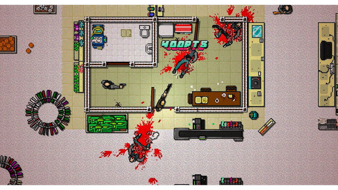 Hotline Miami 2: Collector's Edition Screenshot 7