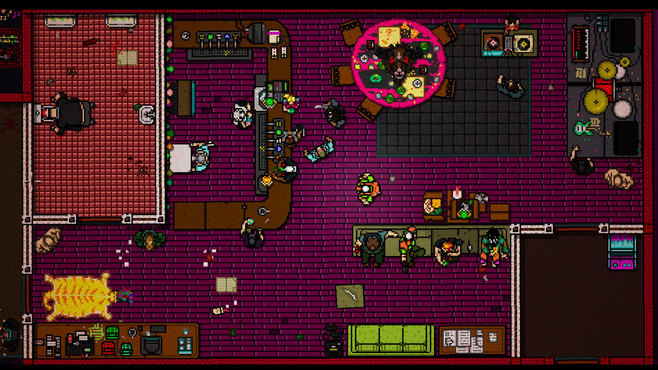 Hotline Miami 2: Collector's Edition Screenshot 9
