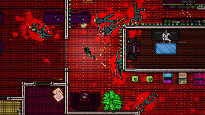 Hotline Miami 2: Collector's Edition Screenshot 10