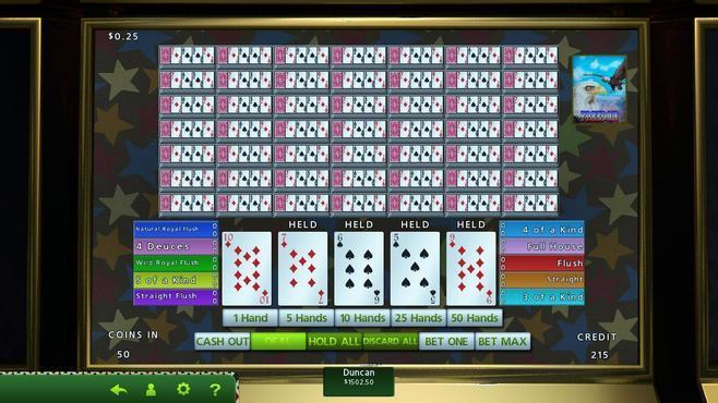 Hoyle Official Casino Games Collection Screenshot 7