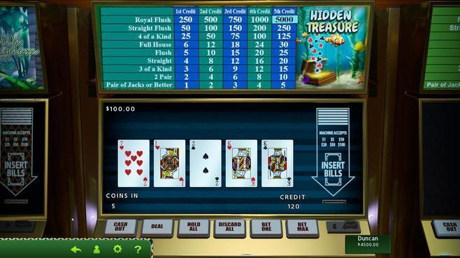 Hoyle Official Casino Games Collection Screenshot 8