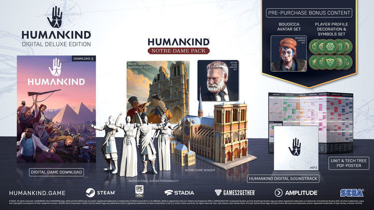 HUMANKIND™ Digital Deluxe Edition Screenshot 1