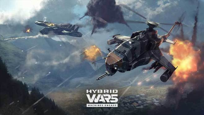 Hybrid Wars Deluxe Edition + Season Pass Screenshot 1