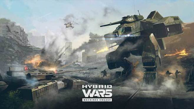 Hybrid Wars Deluxe Edition + Season Pass Screenshot 2