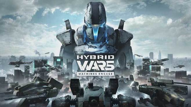 Hybrid Wars Deluxe Edition + Season Pass Screenshot 3