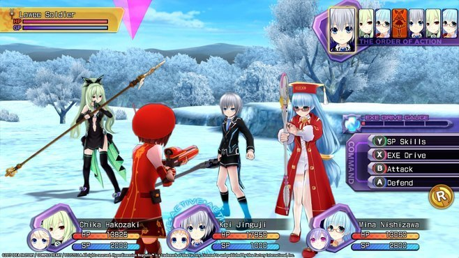 Hyperdimension Neptunia Re;Birth 1 - Colosseum + Characters DLC Screenshot 7