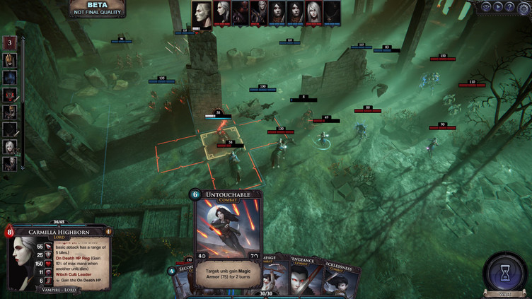 Immortal Realms: Vampire Wars Screenshot 3