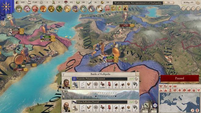 Imperator: Rome Deluxe Edition Screenshot 4