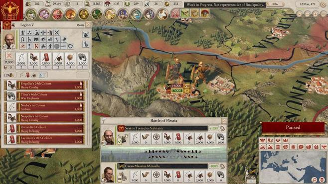 Imperator: Rome Deluxe Edition Screenshot 7