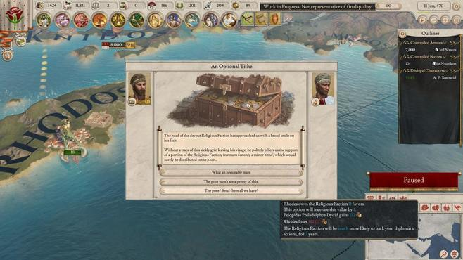Imperator: Rome Deluxe Edition Screenshot 8