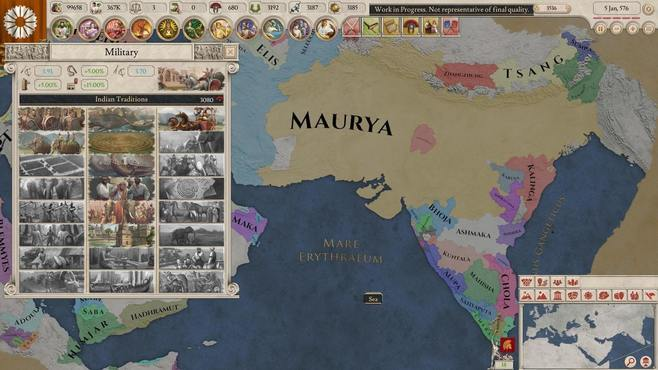 Imperator: Rome Deluxe Edition Screenshot 11