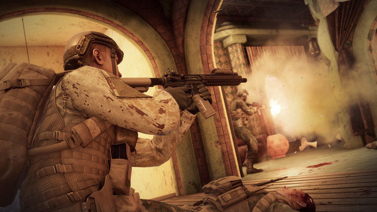 Insurgency: Sandstorm - Night Ops Set Bundle Screenshot 1