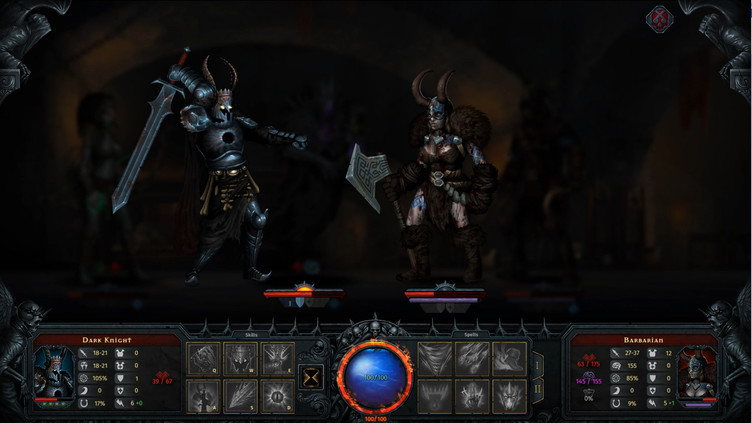 Iratus: Lord of the Dead Screenshot 2