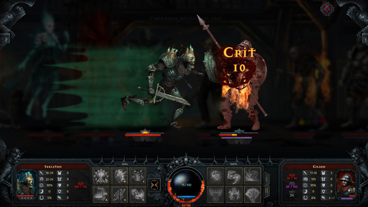 Iratus: Lord of the Dead Screenshot 4