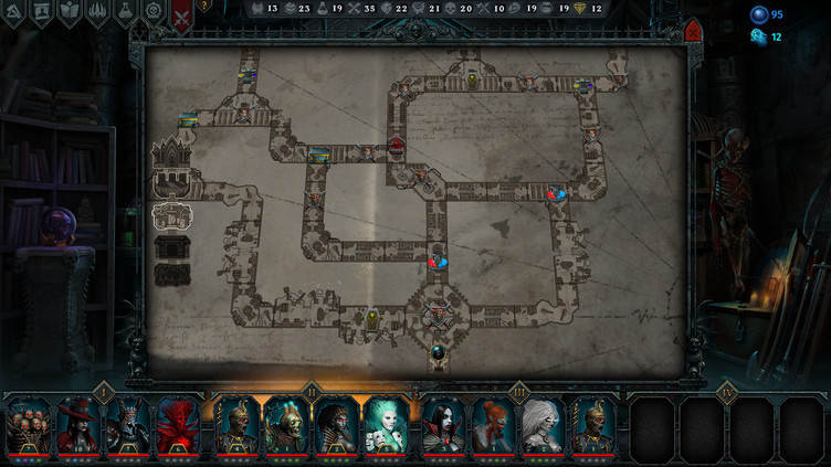 Iratus: Lord of the Dead Screenshot 6