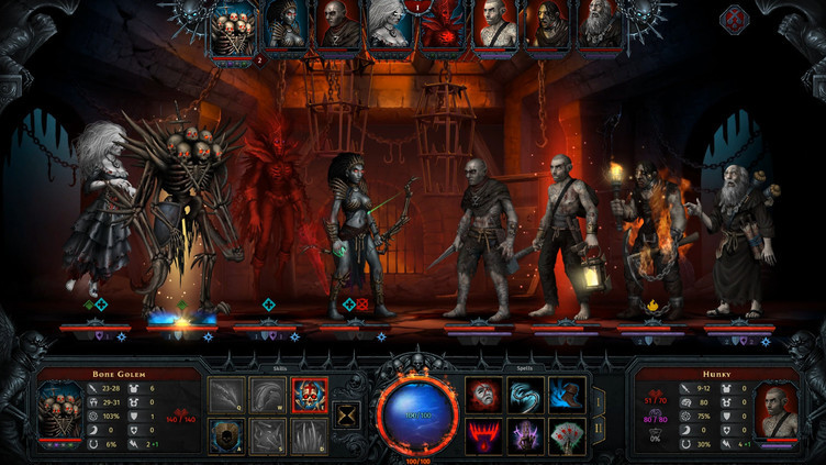 Iratus: Lord of the Dead Screenshot 7