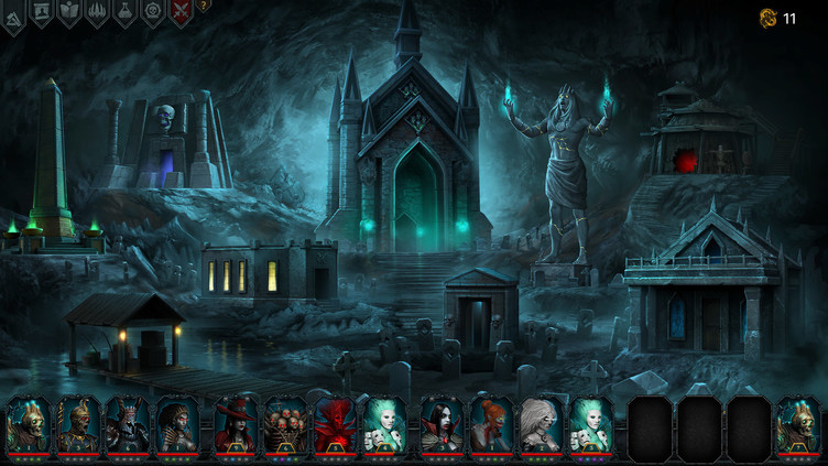 Iratus: Lord of the Dead Screenshot 10