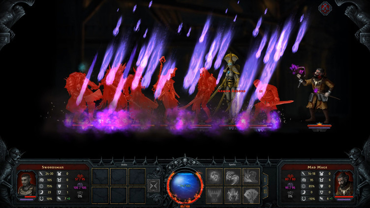 Iratus: Lord of the Dead Screenshot 12