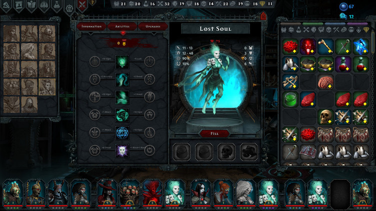 Iratus: Lord of the Dead Screenshot 13