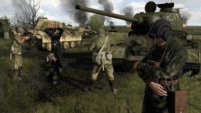 Iron Front Digital War Edition Screenshot 3