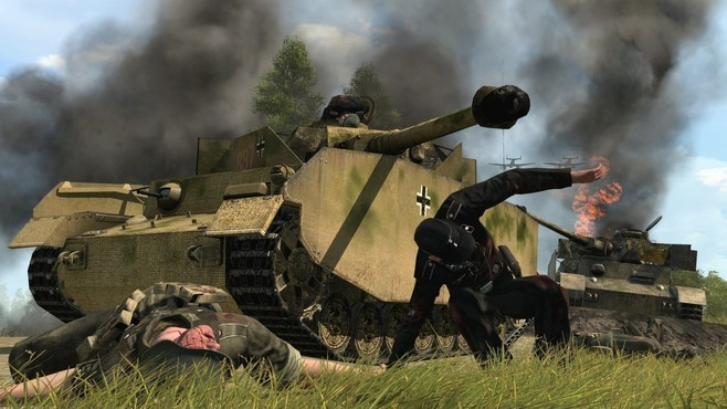 Iron Front Digital War Edition Screenshot 4