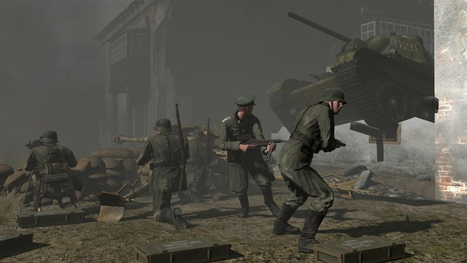 Iron Front Digital War Edition Screenshot 6