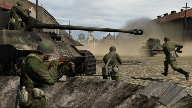 Iron Front Digital War Edition Screenshot 11