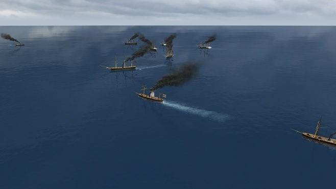 Ironclads 2: Boshin War Screenshot 1