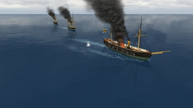 Ironclads 2: Boshin War Screenshot 2
