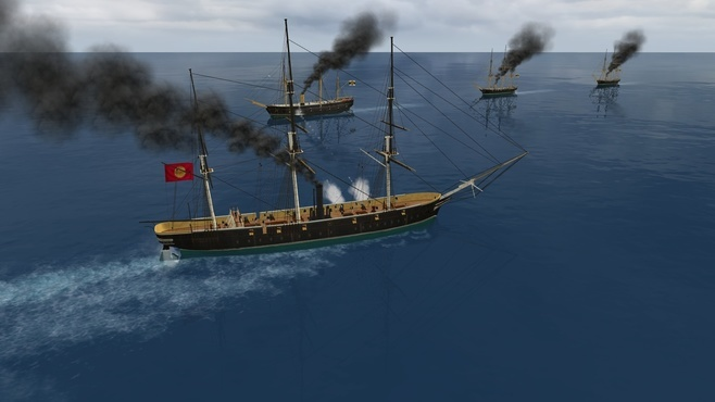 Ironclads 2: Boshin War Screenshot 6