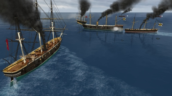 Ironclads 2: Boshin War Screenshot 9