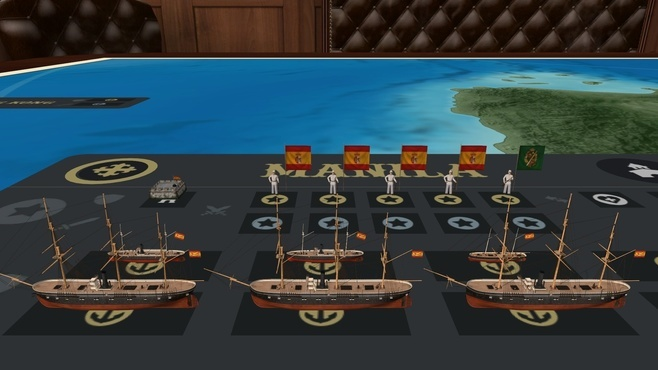 Ironclads 2: Caroline Islands War 1885 Screenshot 2