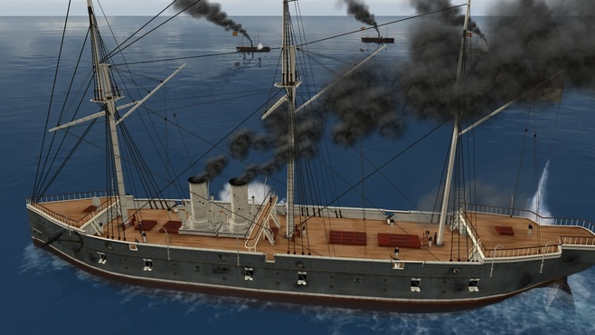 Ironclads 2: Caroline Islands War 1885 Screenshot 4