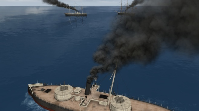 Ironclads 2: Caroline Islands War 1885 Screenshot 6