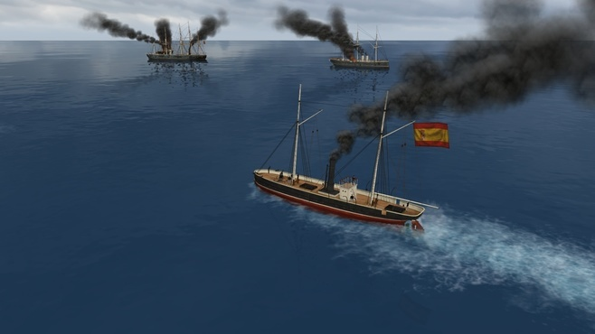 Ironclads 2: Caroline Islands War 1885 Screenshot 9