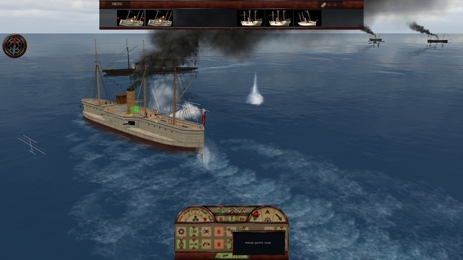 Ironclads 2: War of the Pacific Screenshot 2