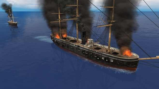 Ironclads 2: War of the Pacific Screenshot 4