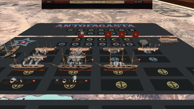 Ironclads 2: War of the Pacific Screenshot 7