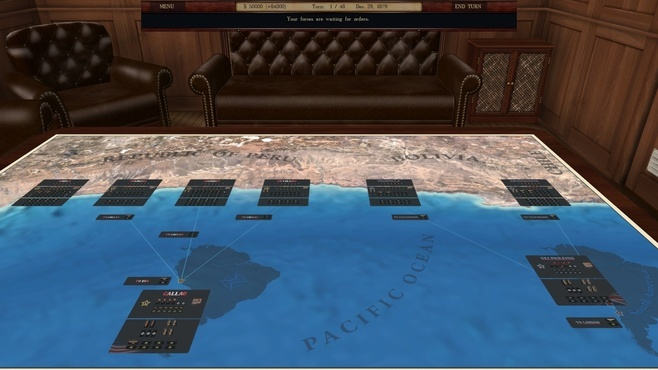 Ironclads 2: War of the Pacific Screenshot 8