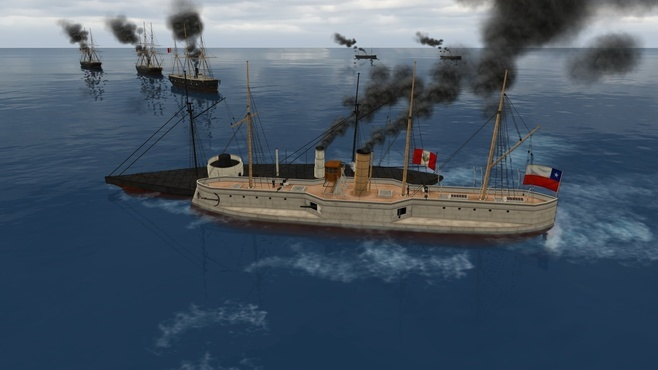 Ironclads 2: War of the Pacific Screenshot 10