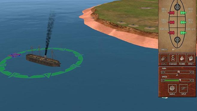 Ironclads: American Civil War Screenshot 4