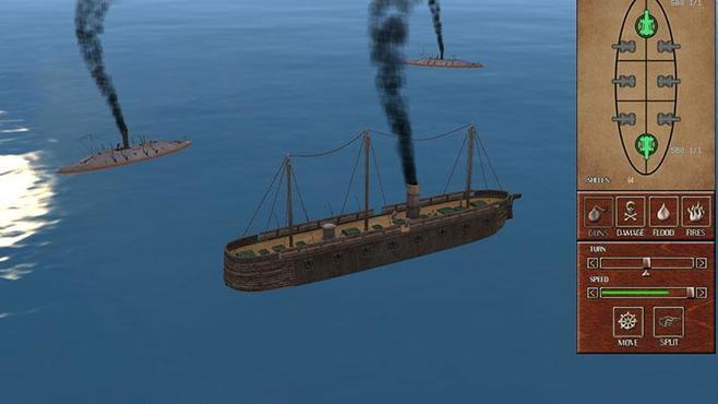 Ironclads: American Civil War Screenshot 5