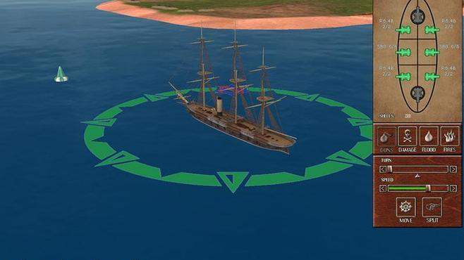 Ironclads: American Civil War Screenshot 6