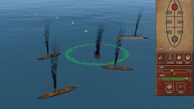Ironclads: American Civil War Screenshot 8
