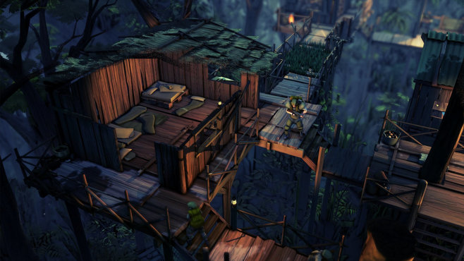 Jagged Alliance: Rage! Screenshot 2