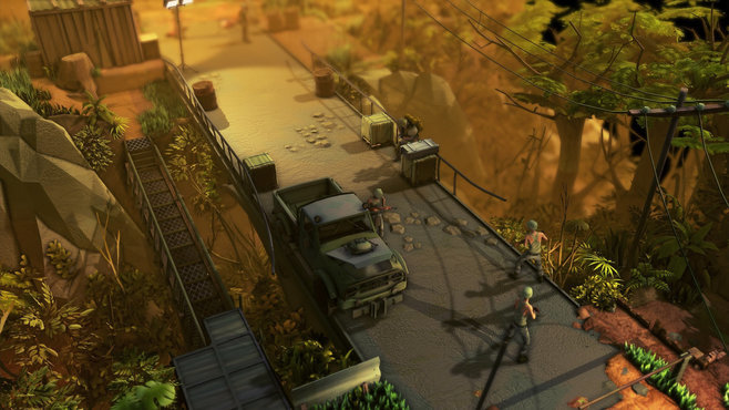 Jagged Alliance: Rage! Screenshot 5