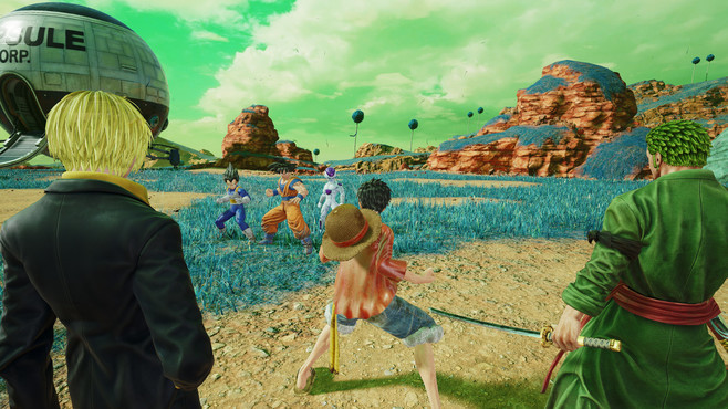 JUMP FORCE - Deluxe Edition Screenshot 7